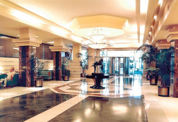 hotels Carihuela
