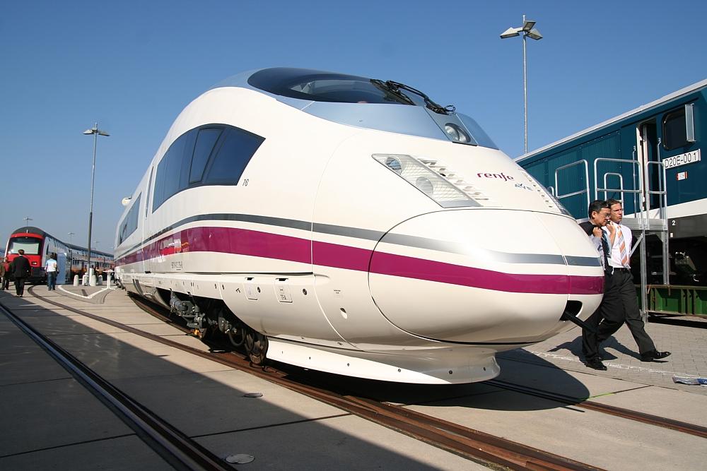 trein Malaga