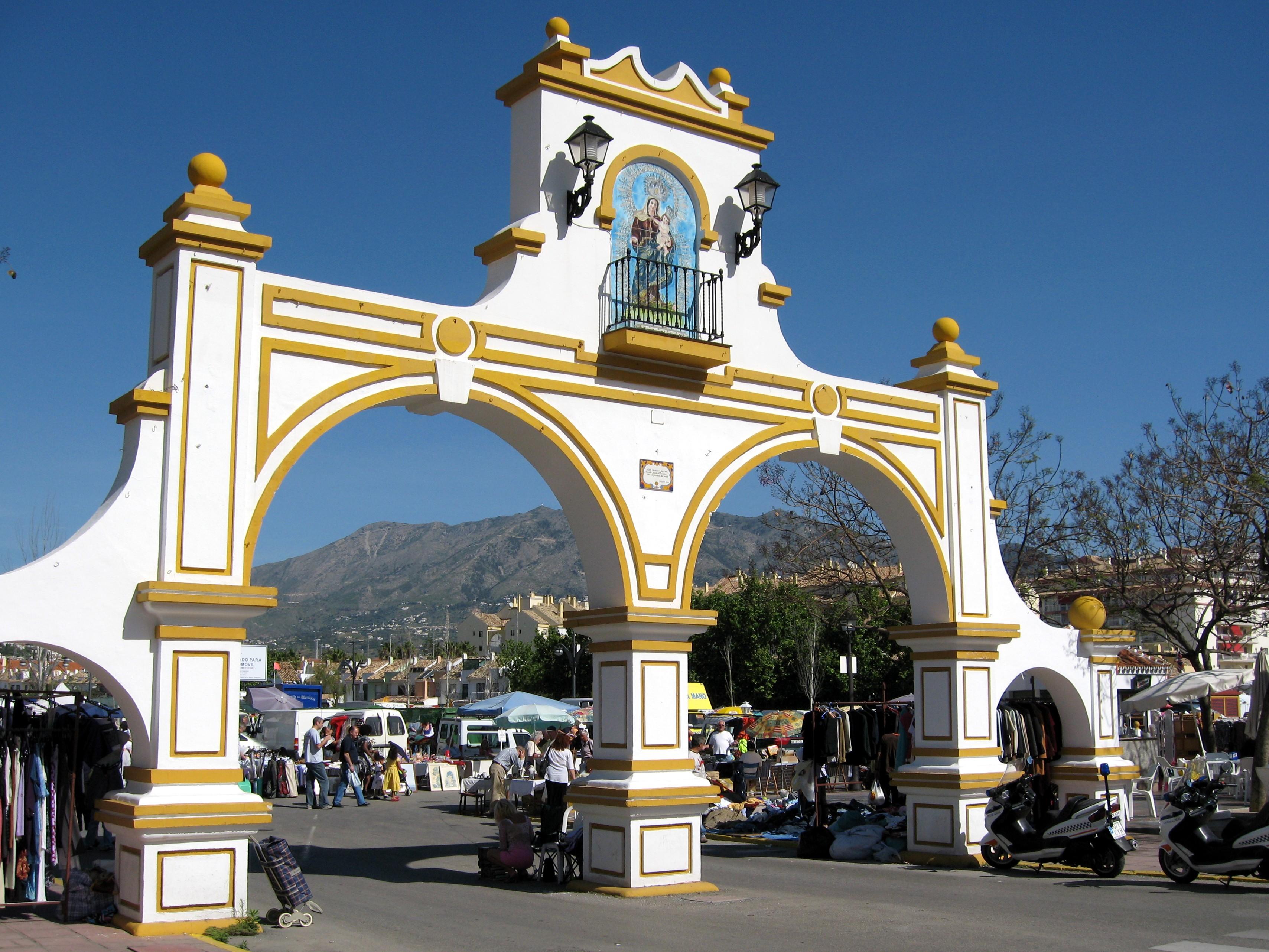 malaga markt