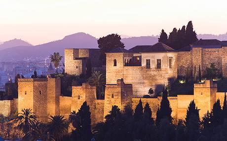 Alcazaba & Gibralfaro