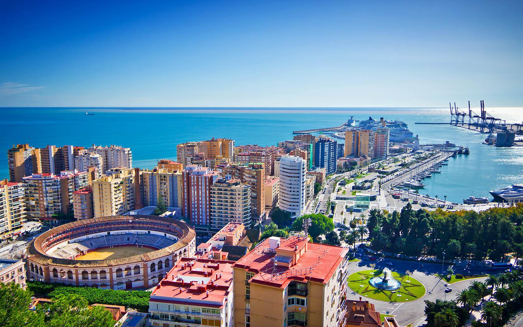 Malaga de ideale stad voor een stedentrip of zonvakantie - Ciudades con mejor calidad de vida en espana ...