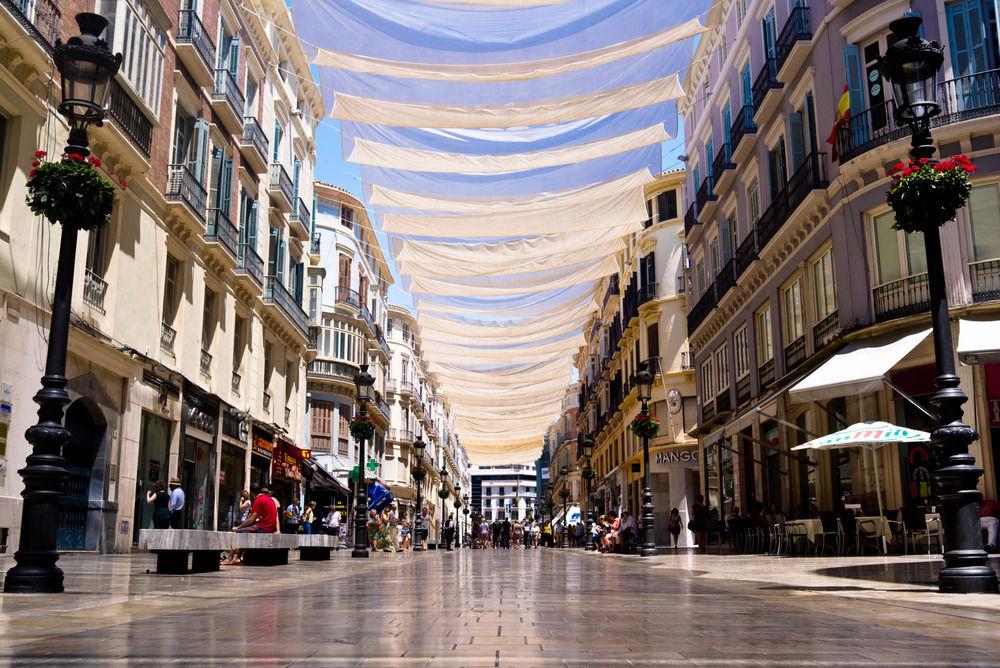 Winkelen Malaga