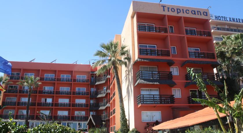 Hotel Tropicana Carihuela