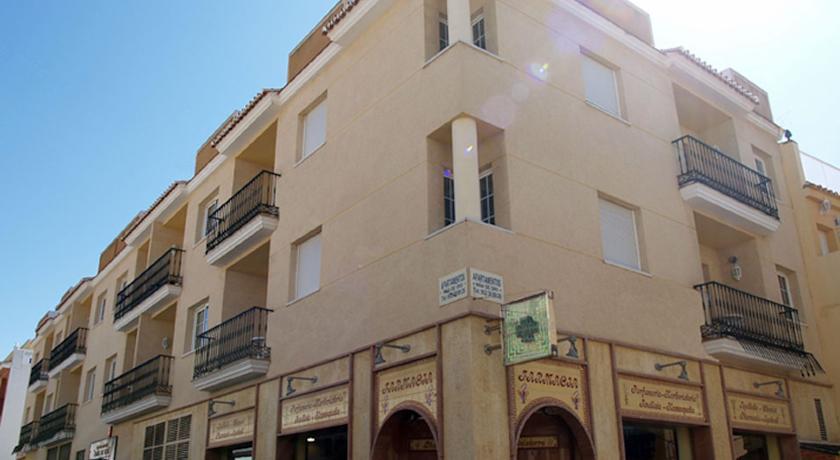 Apartamentos Niña de Oro