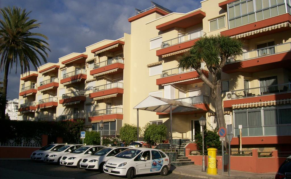 Apartamentos Las Palomas Beach