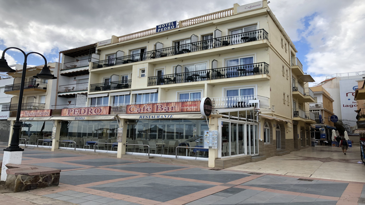 Hotel Pedro Carihuela