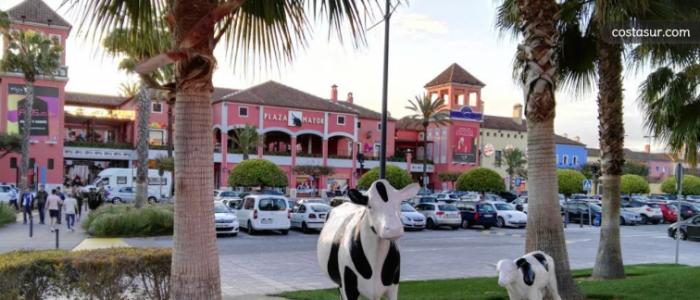 Winkelen Plaza Mayor
